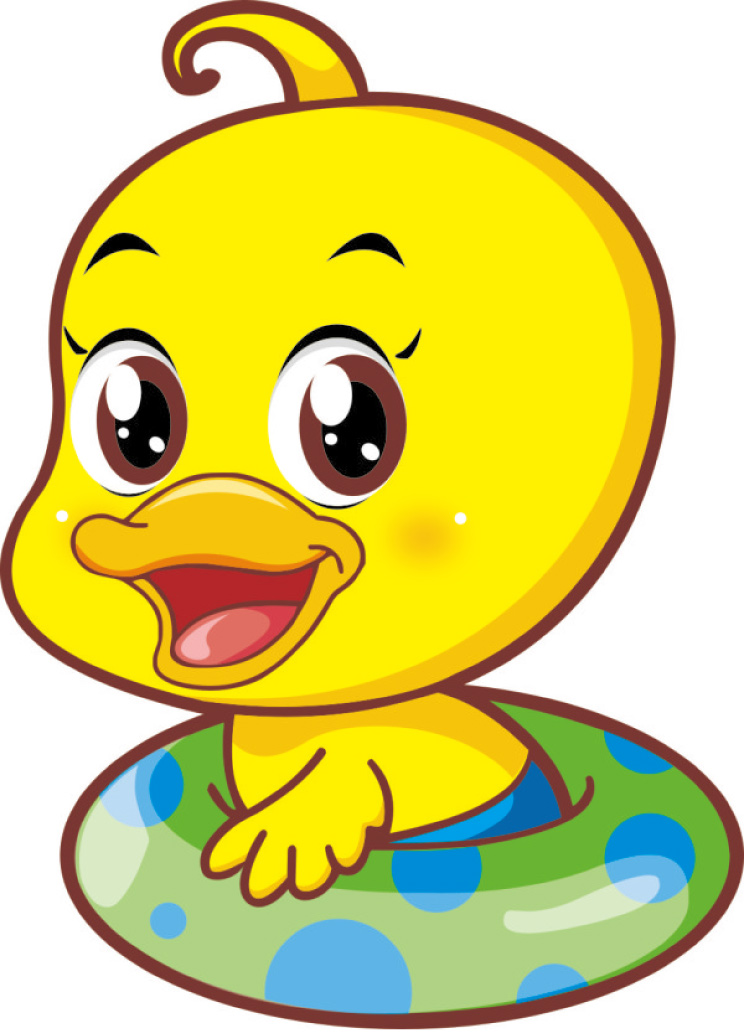 Yellow Baby Ducks Clip Art Cute Duck Pictures - C...