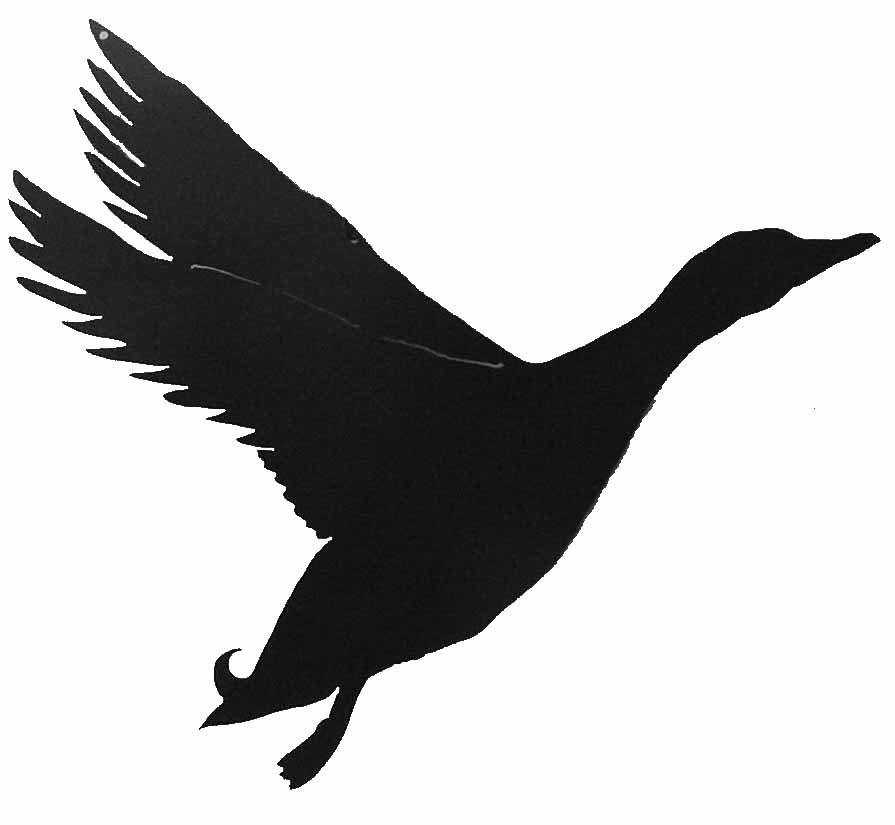 1077 clipart flying duck  Public domain vectors
