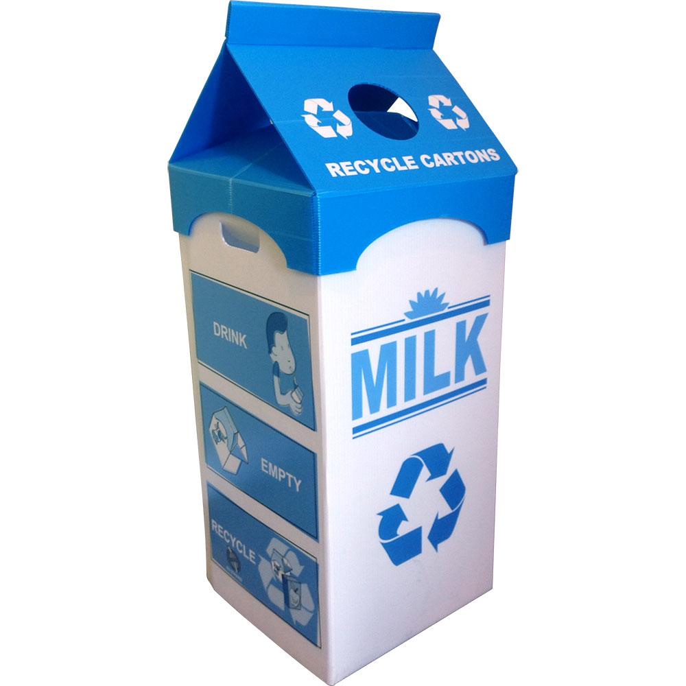milk cartons. Black Bedroom Furniture Sets. Home Design Ideas