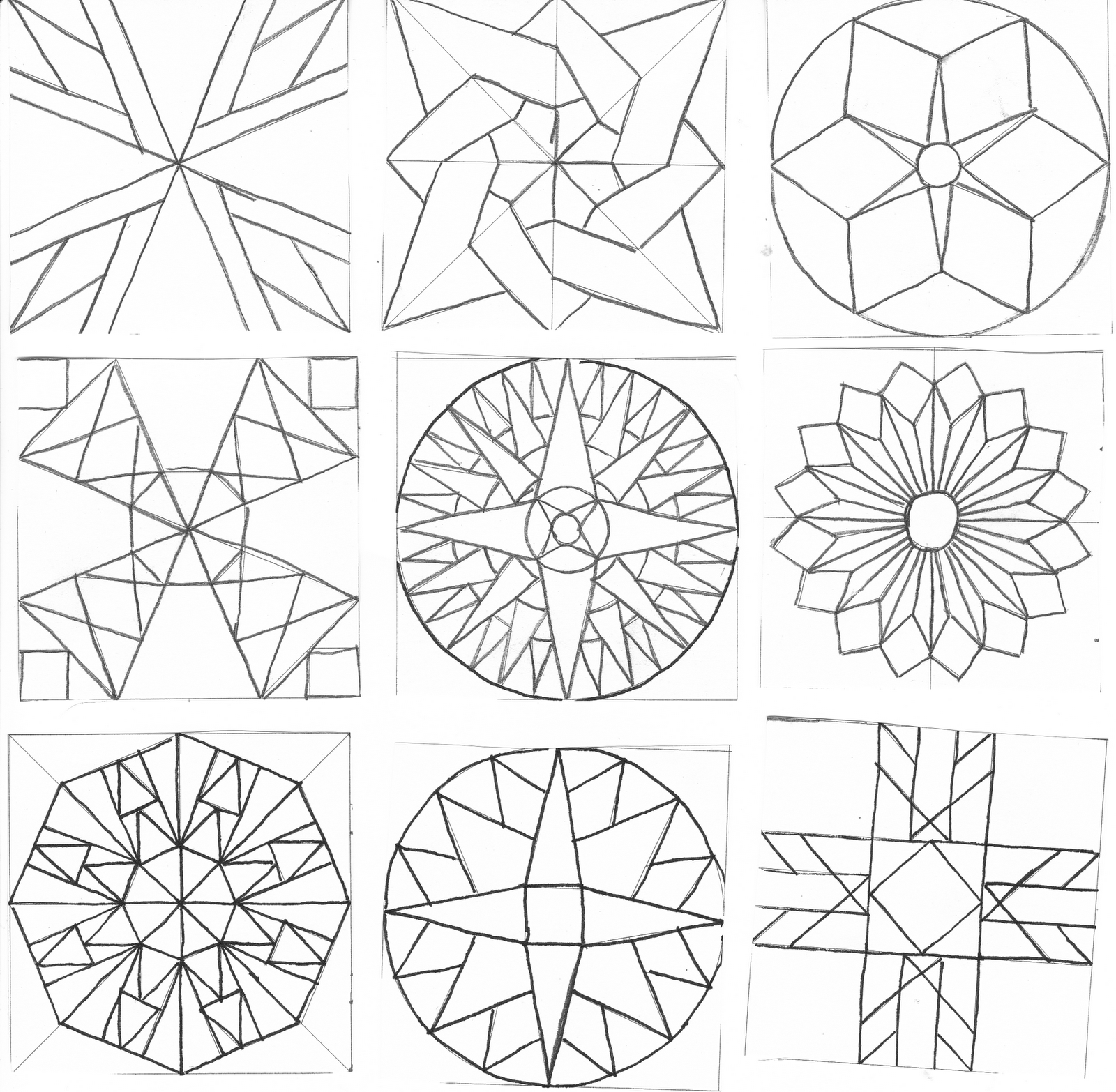 Line Drawing Star : Stars drawings cliparts