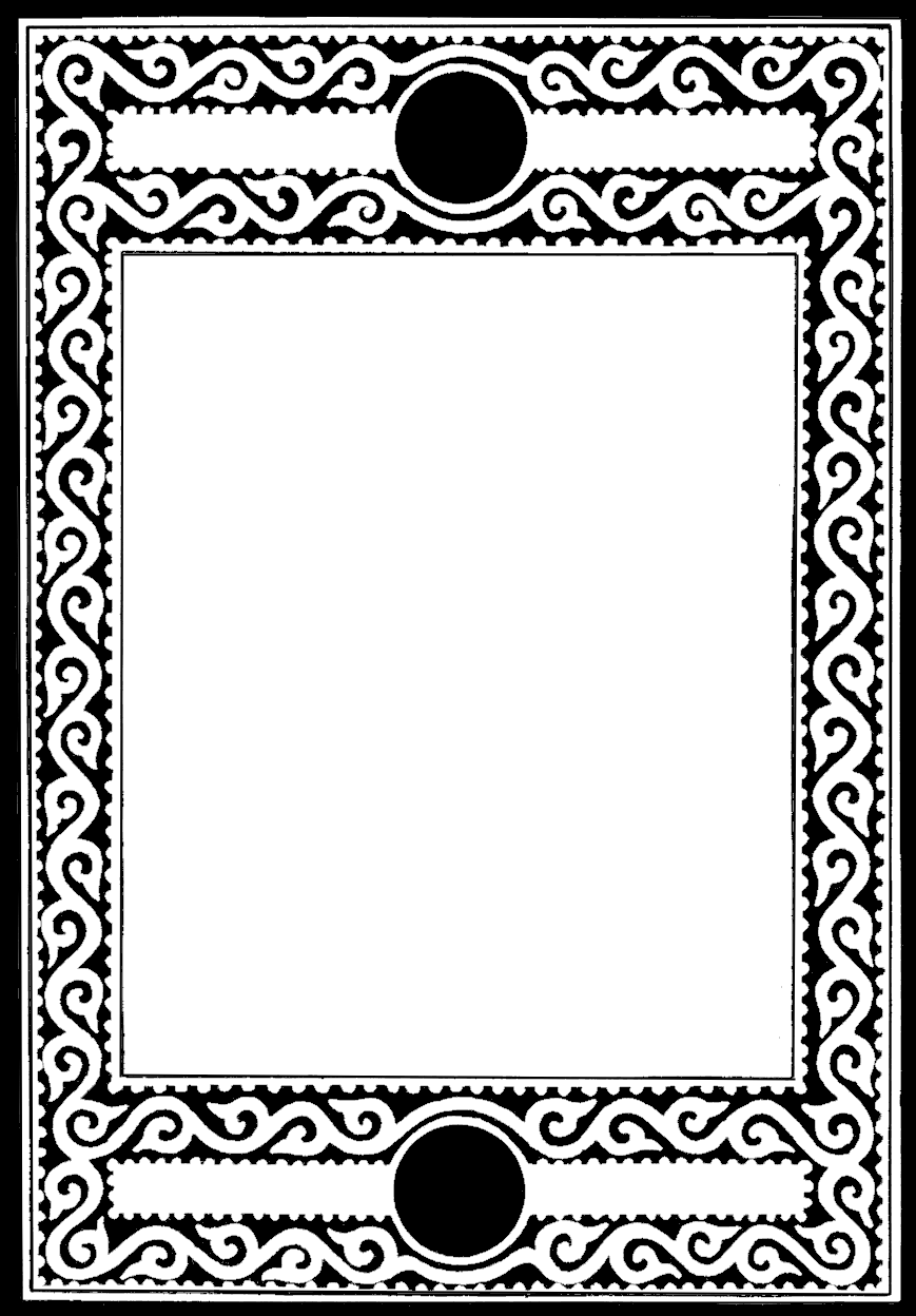Frame Black And White Cliparts Co