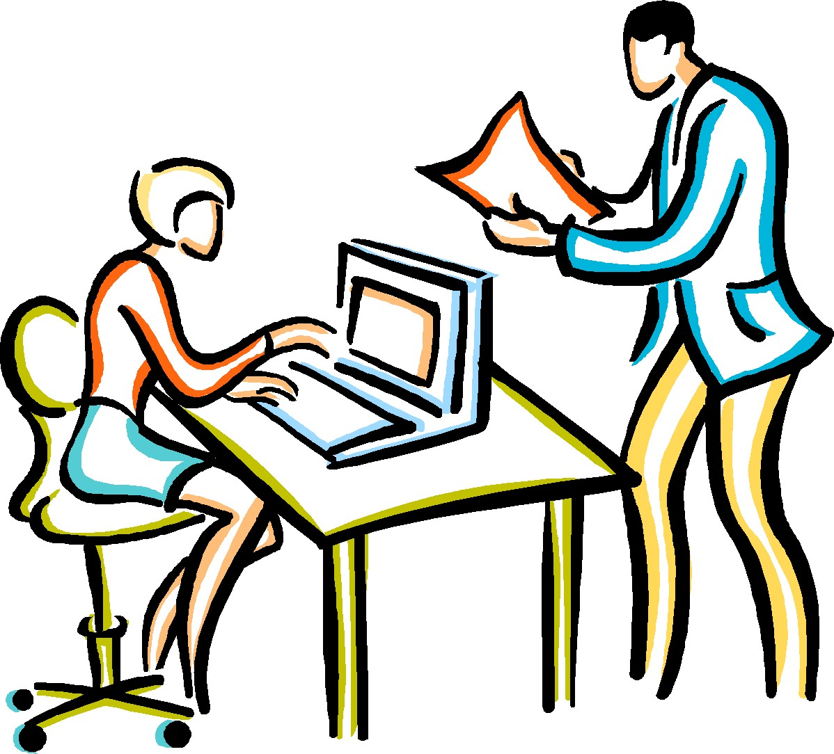 Test Taking Clip Art - Cliparts.co