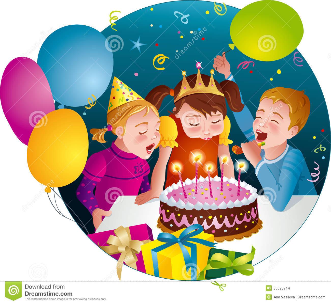 funny clipart birthday - photo #46