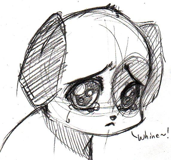 Sad Cute Cartoon Puppies Clipartsco