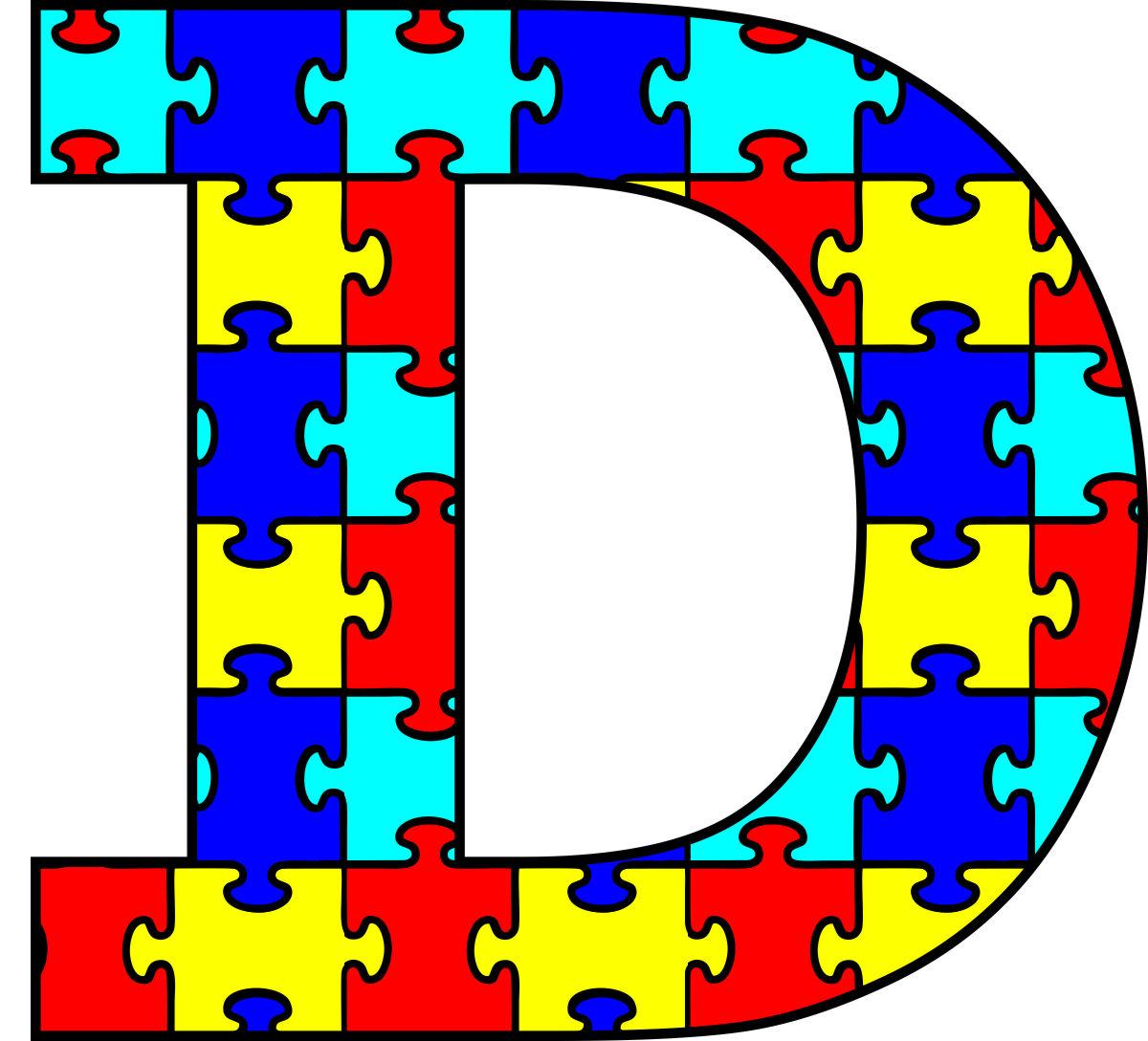 Autism Puzzle Cliparts Co