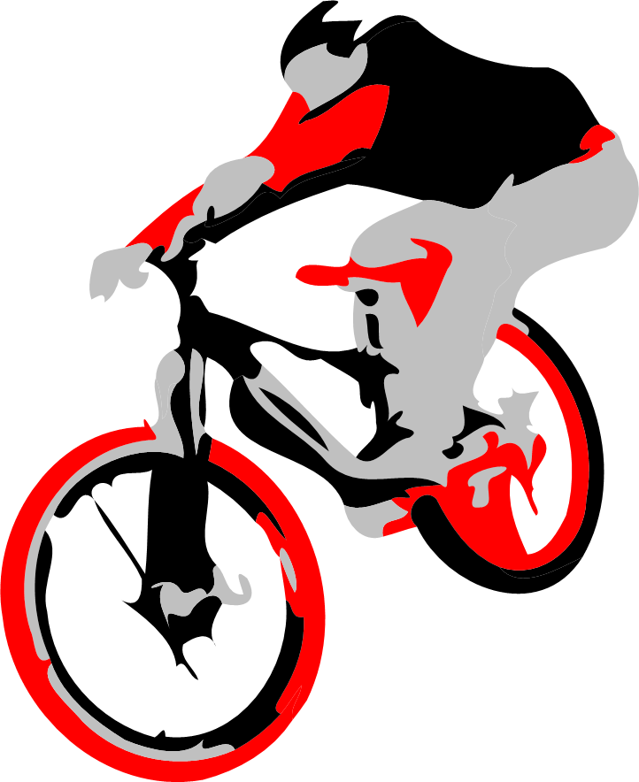 Mountain Bike Clip Art - Cliparts.co