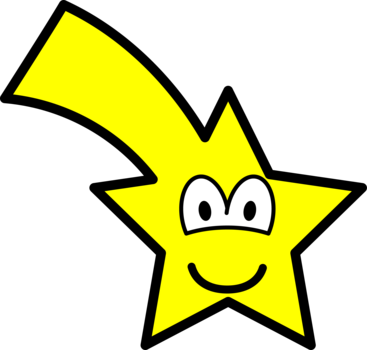Shooting star buddy icon : Buddy icons @ emofaces.