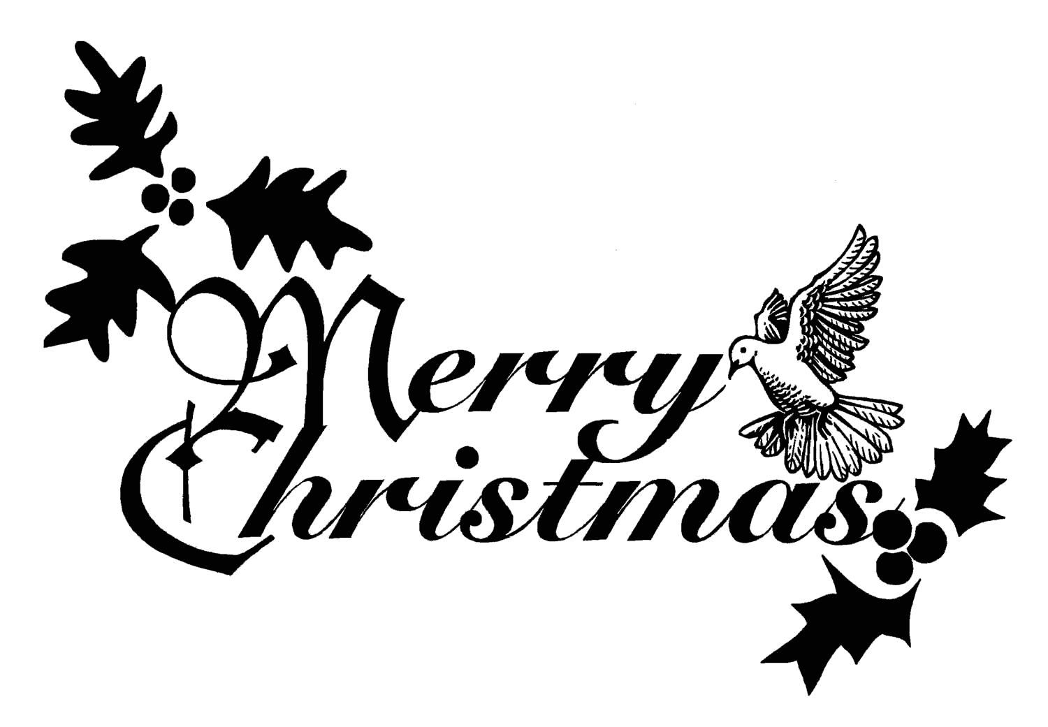 Xmas Stuff For > Merry Christmas And Happy New Year 2013 Clip Art