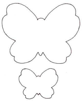 Satisfactory image pertaining to butterfly cut out printable
