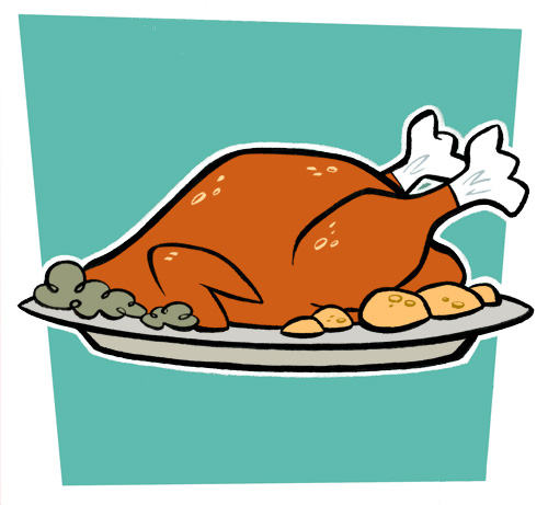 Pictures Of Cooked Turkeys - Cliparts.co