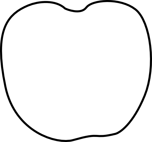 Apple Leaf Template - Cliparts.co