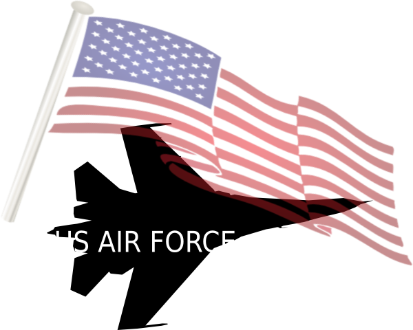 Us Air Force clip art - vector clip art online, royalty free ...