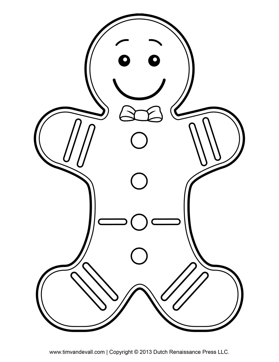 Gingerbread Men Images