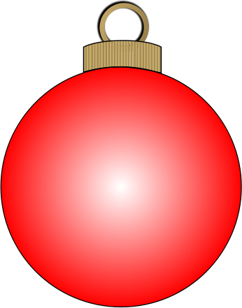 Free Christmas Ornaments Clipart - Public Domain Christmas clip ...