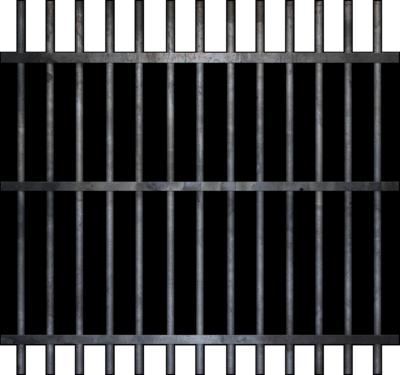 Cartoon Jail Bars - Cliparts.co