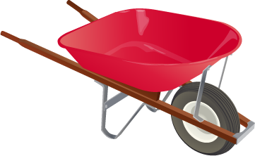 Wheelbarrow Photos - Cliparts.co