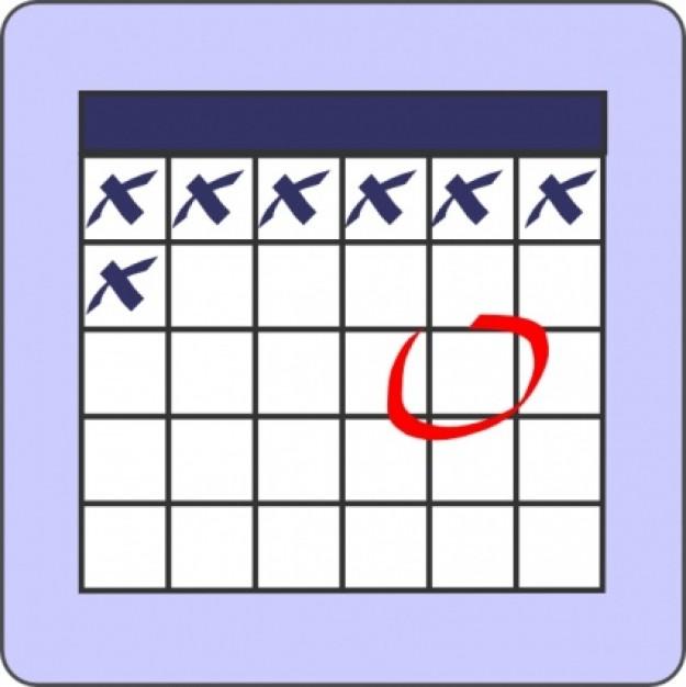 Calendar Art Xls : Free clip art calendar cliparts