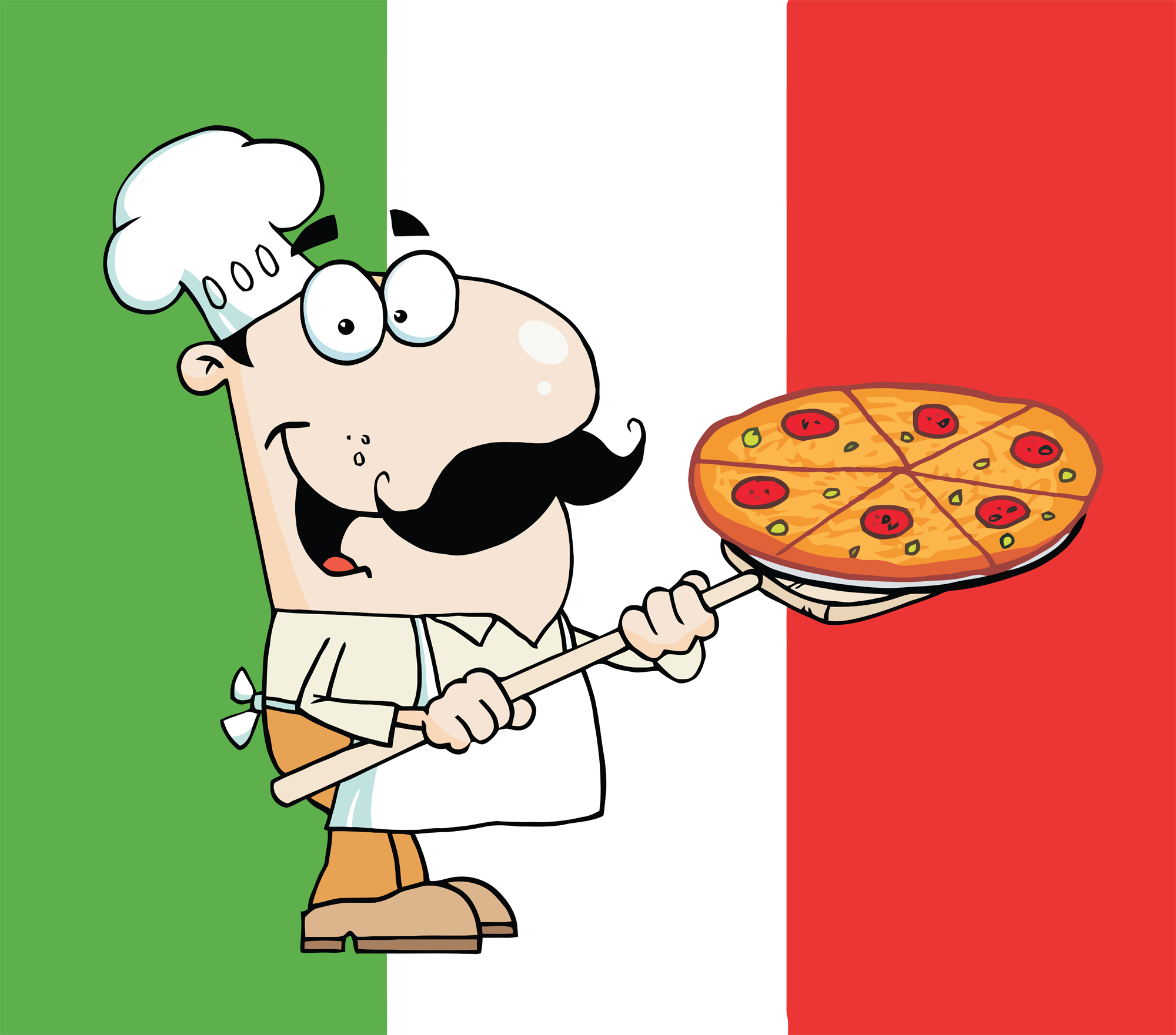 Italian Chef Pictures - Cliparts.co
