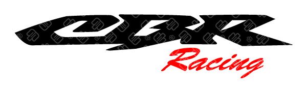 Stickers :: Motorbike Stickers :: Honda CBR Racing 7cm ...