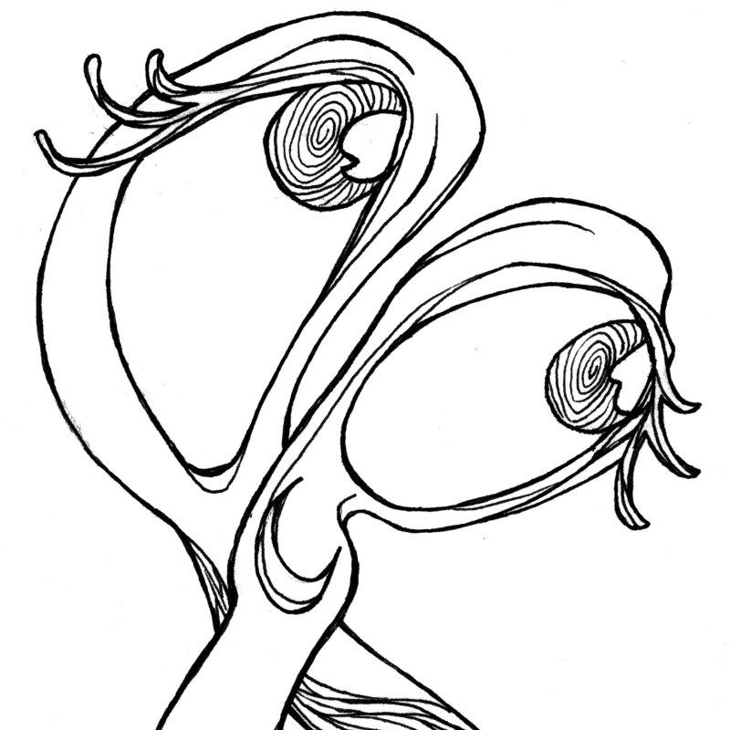 Hair cutting scissors clip art