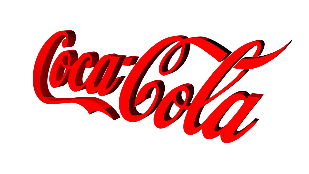 Coca Cola bottle PNG image download free