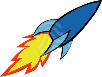 nasa rockets clip art - photo #29