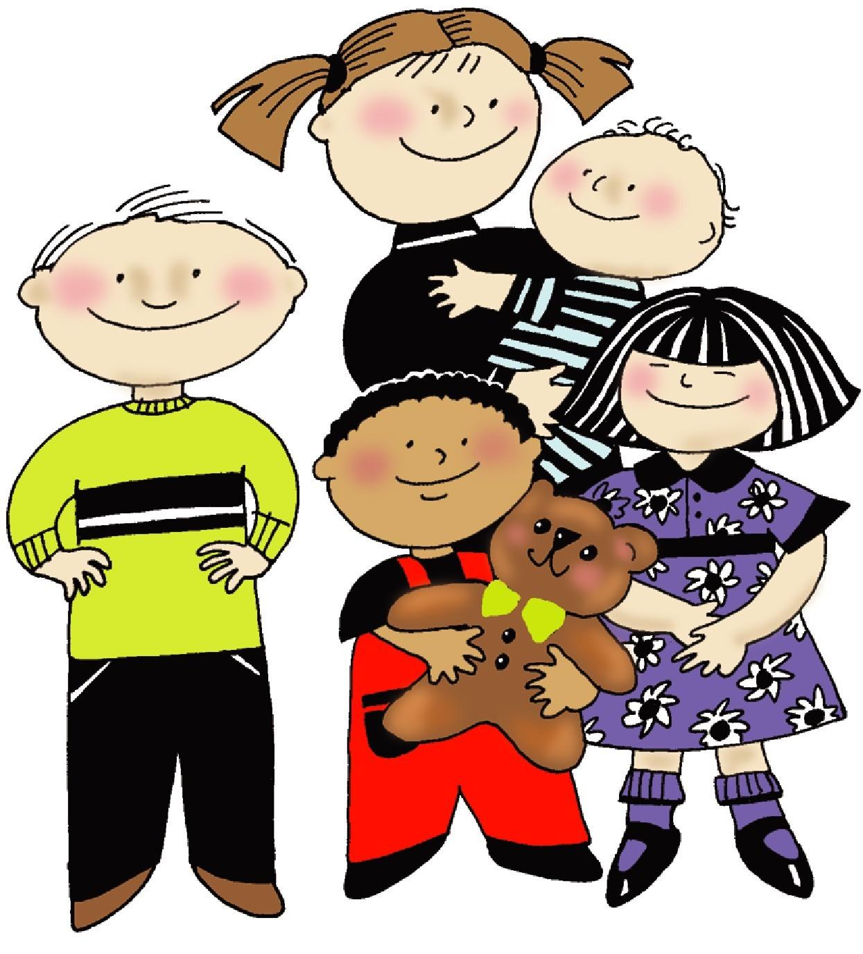 Happy Child Clip Art Happy Child Cli...
