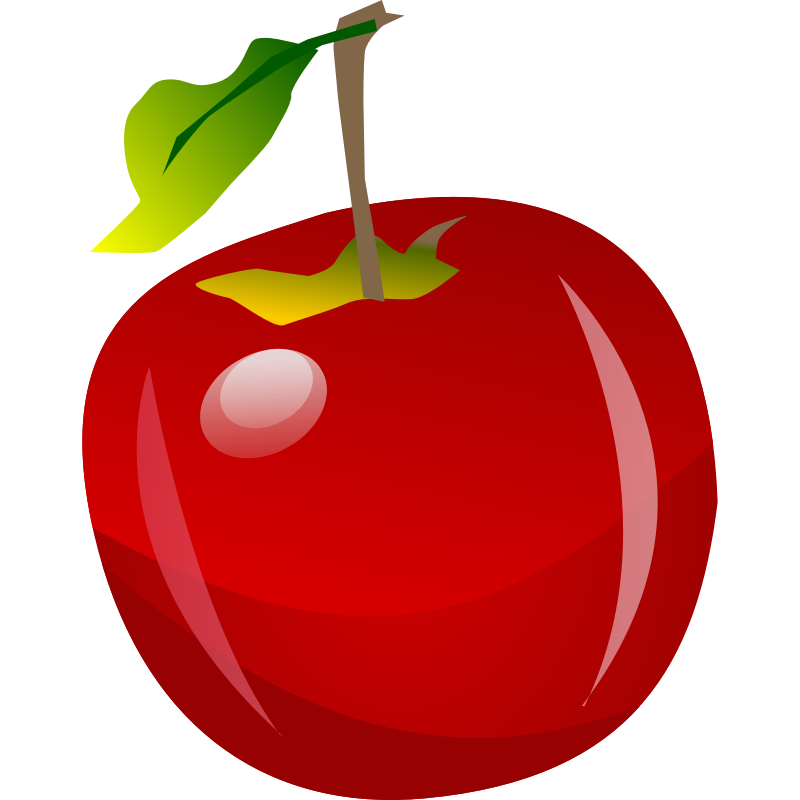 clipart apple pages - photo #50