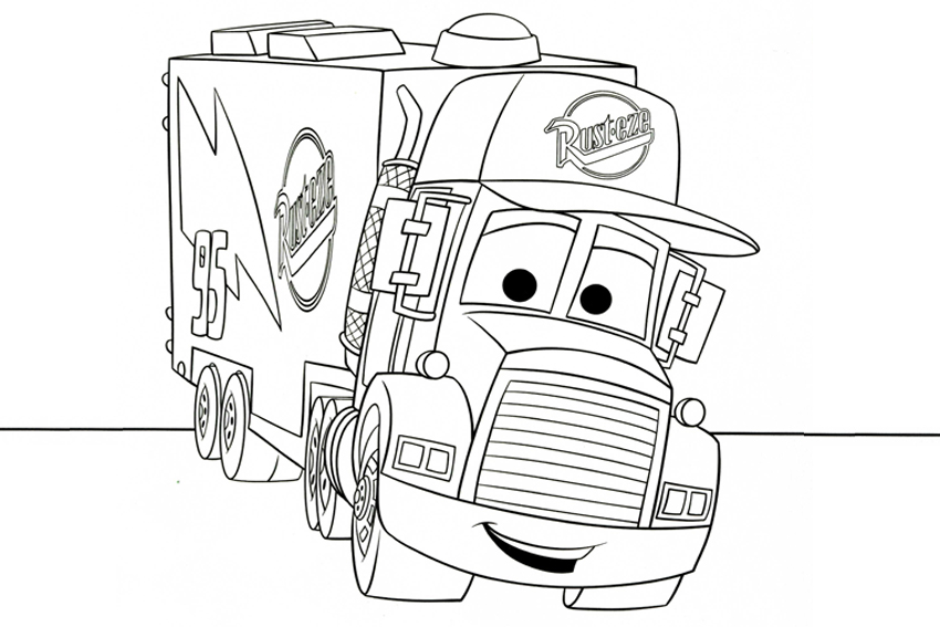 robby and mak coloring pages - photo#26