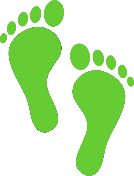 Free Baby Footprint Clipart - ClipArt Best