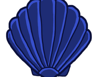 Scallop Shell Clip Art - Cliparts.co