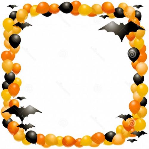 Free Clip Art Borders For Halloween