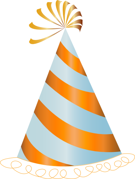 Clipart Party Hat - Cliparts.co