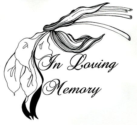 Funeral Program Clipart - Cliparts.co
