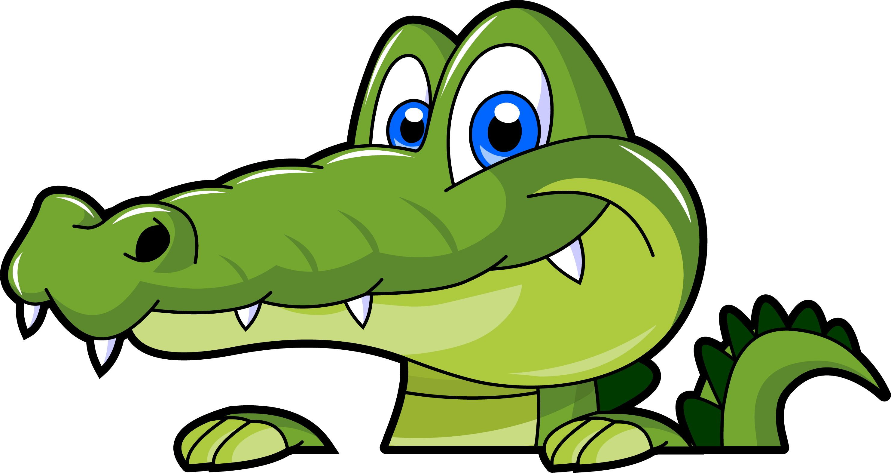 Cartoon Alligator Clipart - Cliparts.co - photo#17