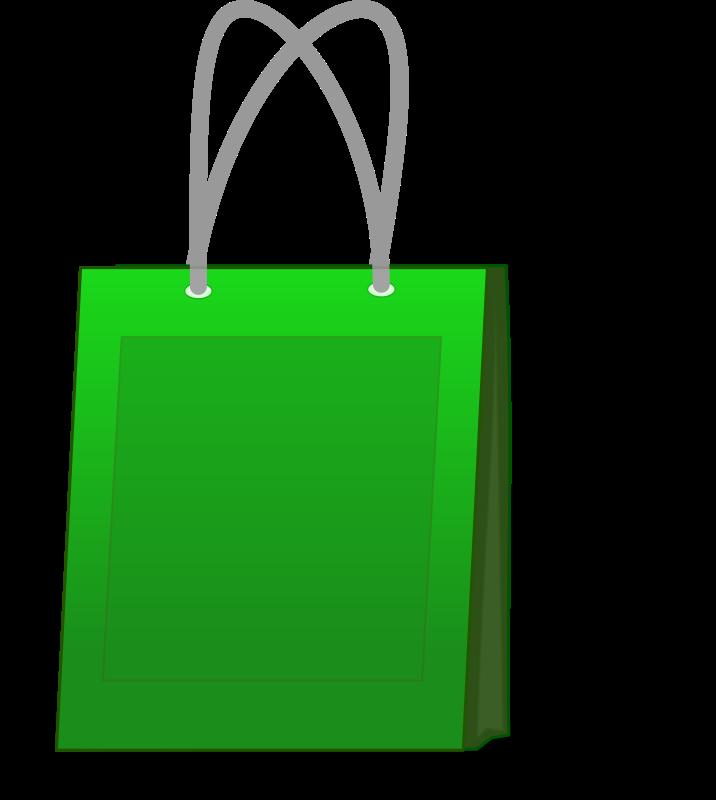 Shopping Bag Clip Art Download