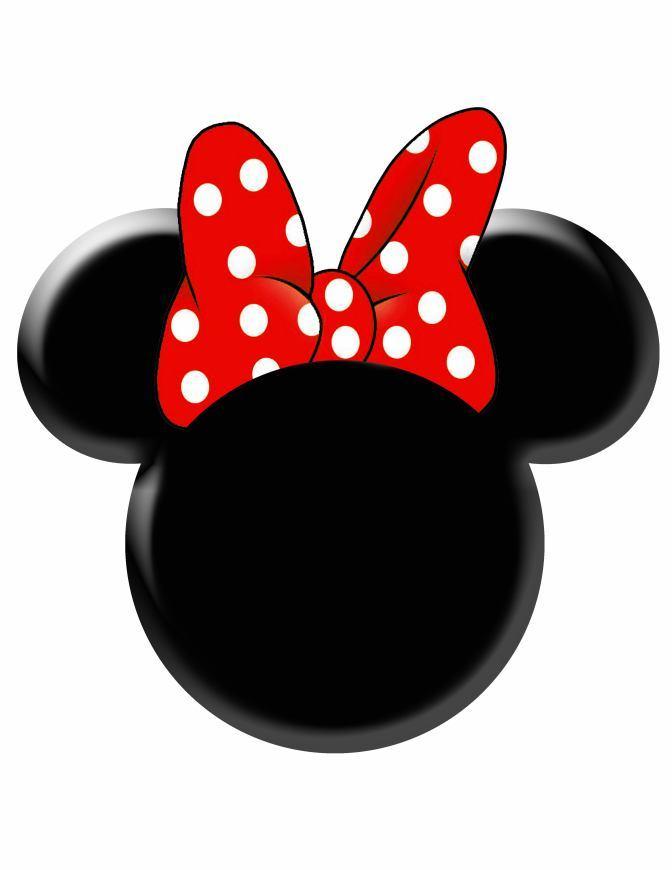 Minnie Mouse Silhouette Clip Art Cliparts Co