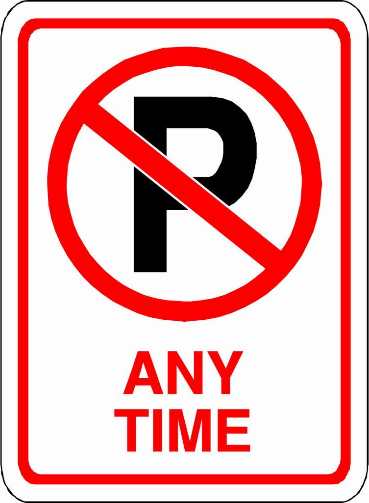 Gratifying image regarding printable sign
