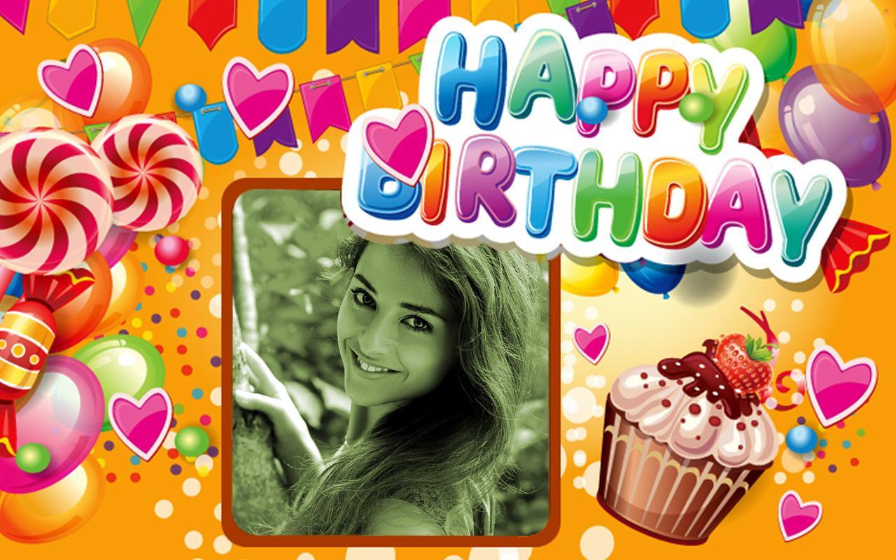 Birthday Frames Cliparts Co