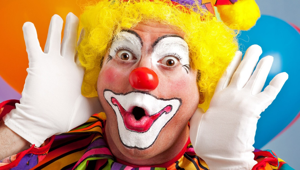 Happy Clowns - Cliparts.co