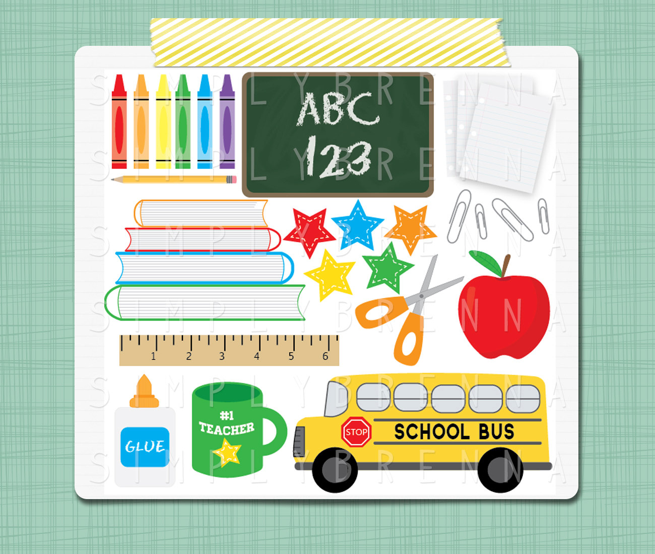 classroom pictures clip art – Clipart Free Download
