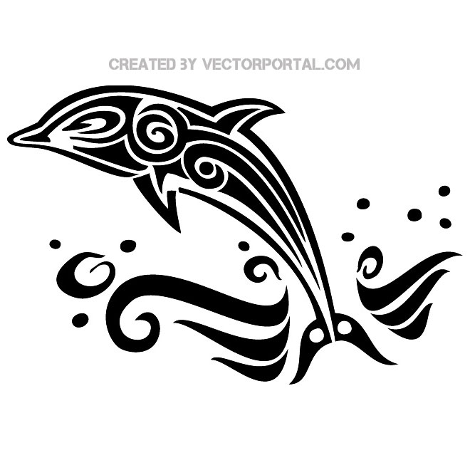 Dolphin Vector Art - Cliparts.co