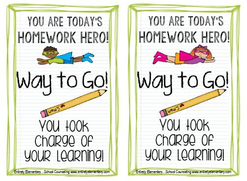 wanaque homework hero