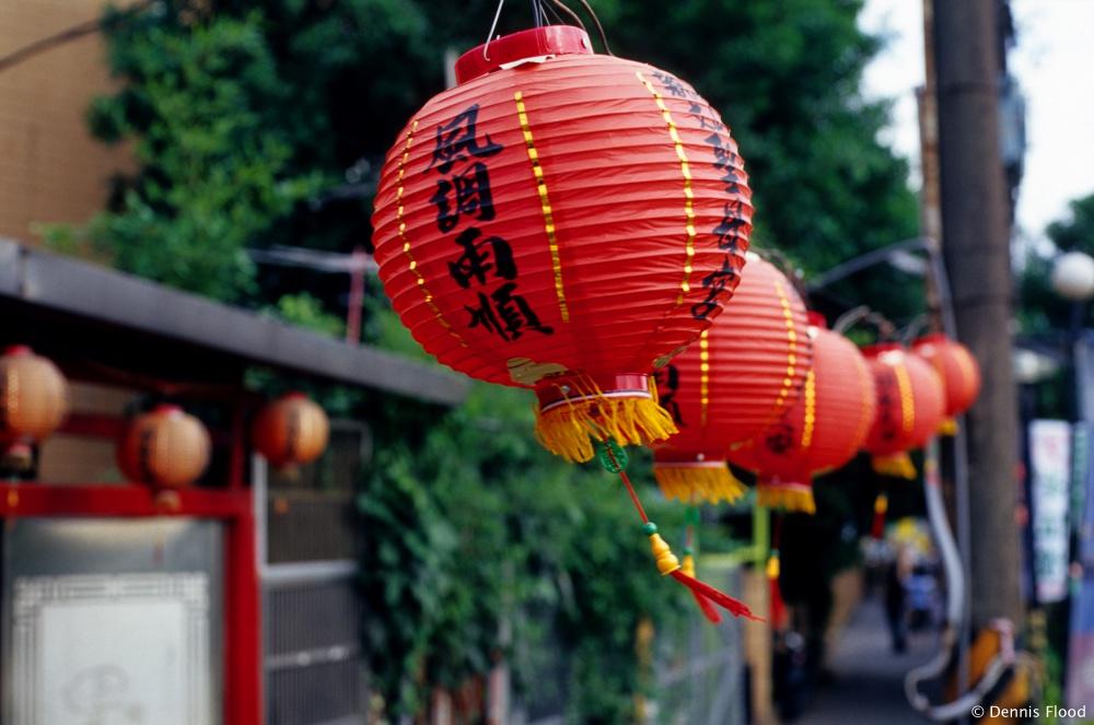 Фото китайский фонарик 97