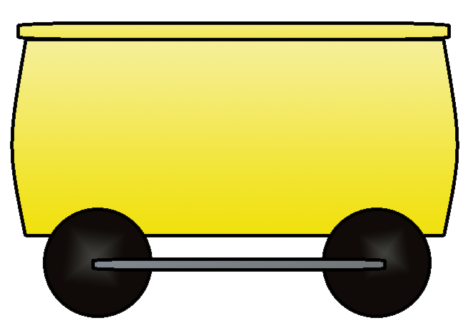 Train And Carriage Clip Art - Cliparts.co