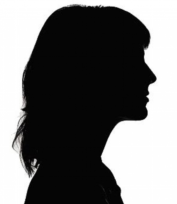 Female Head Silhouette...