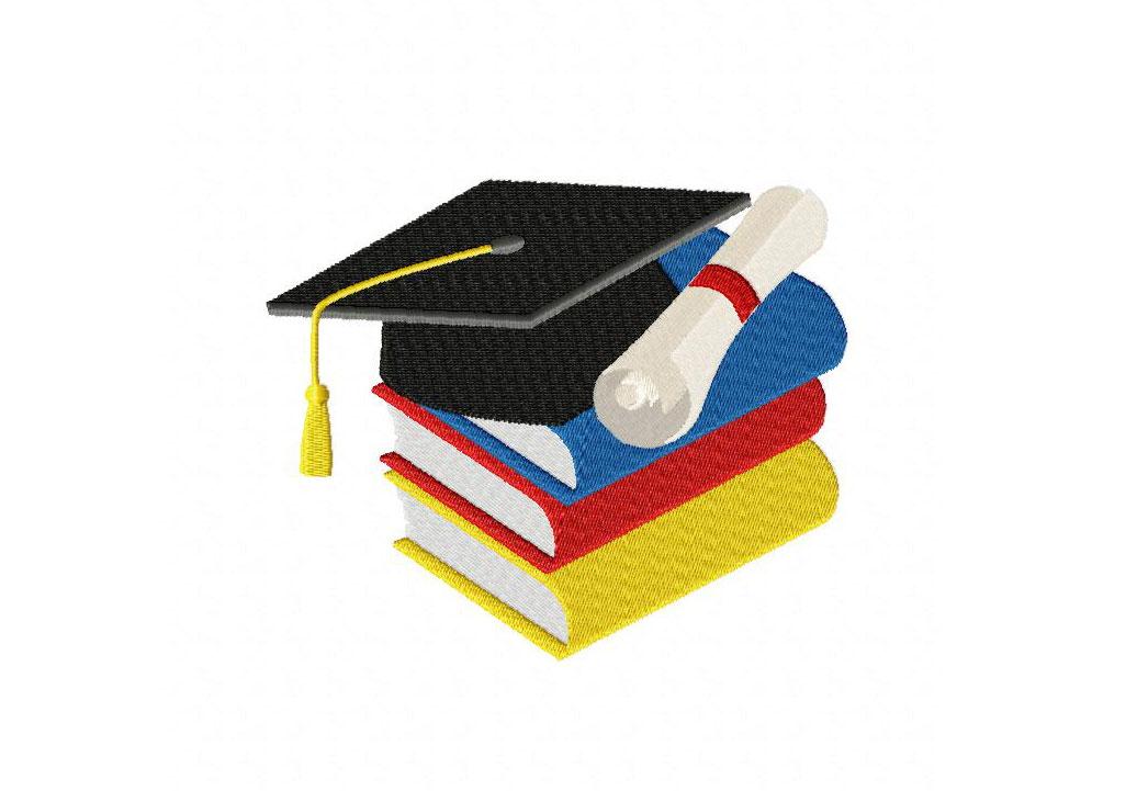 College Graduation Cake Png