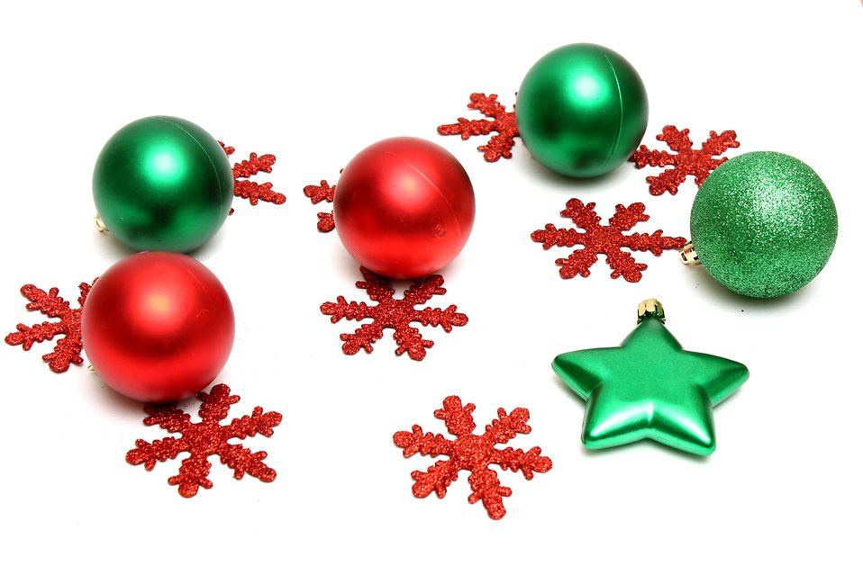 Christmas Decorations Png Pink And Blue Christmas Ornaments