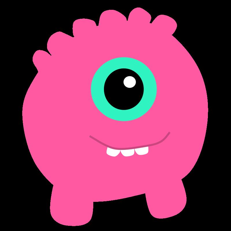 Cute Monster Clip Art - Cliparts.co