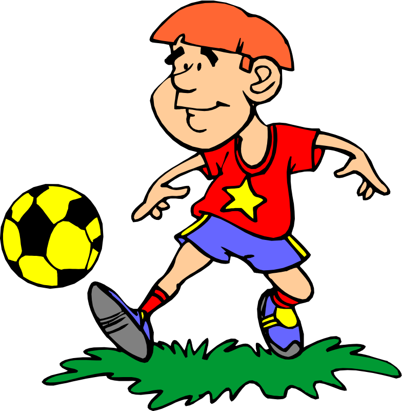 Sports Cartoon Pictures Clipartsco